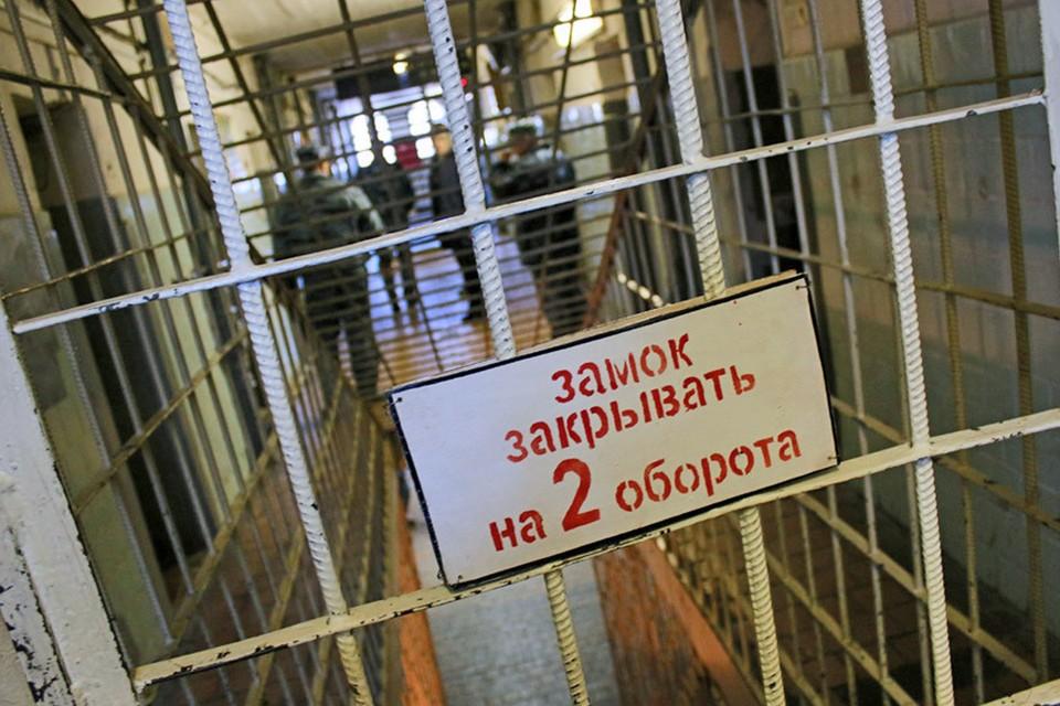 В СИЗО-1 Пскова ограничен прием новых арестантов.