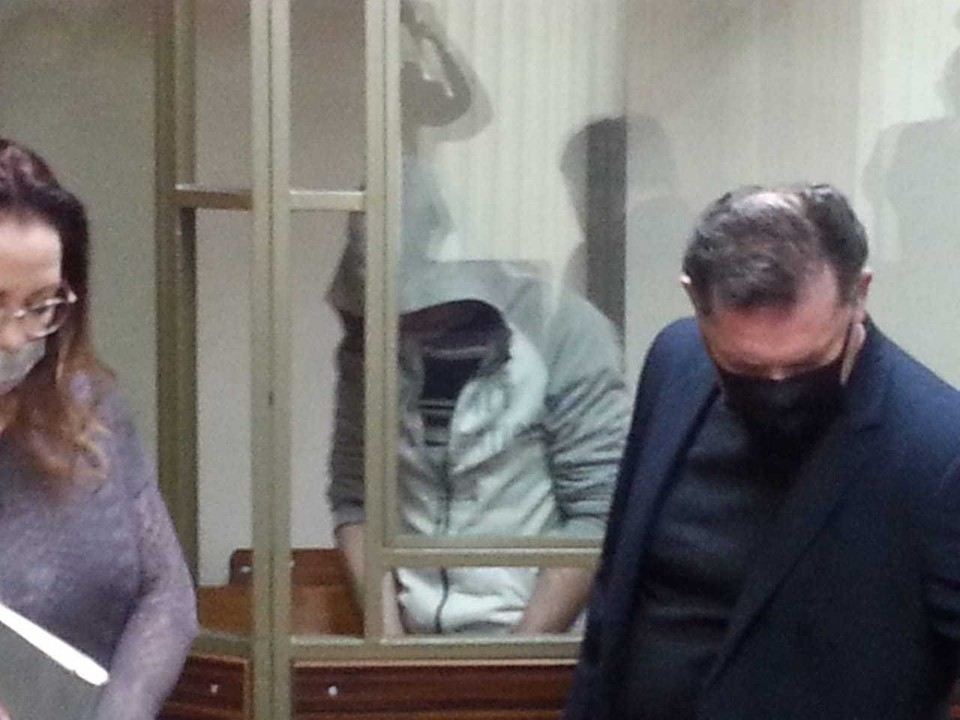 Южный окружной военный суд приговорил маньяка к пожизненному лишению свободы.