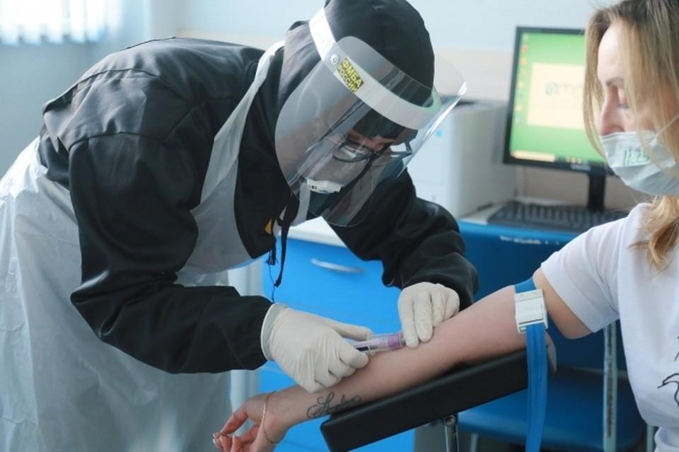 Пробы на коронавирус сдадут госслужащие и работники муницпалитетов