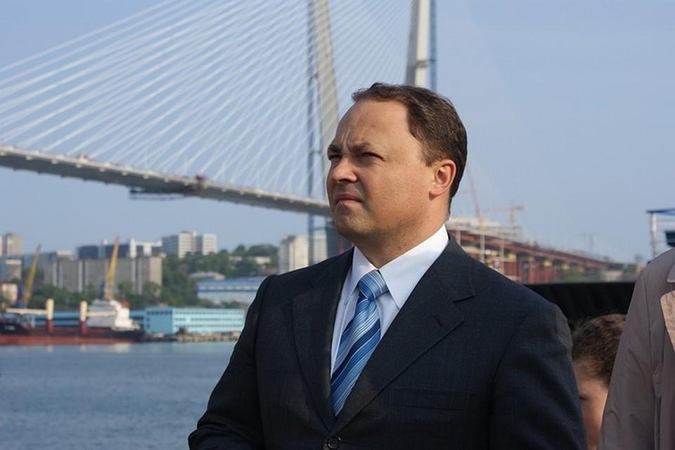 Где сейчас находится Игорь Пушкарев - неизвестно.