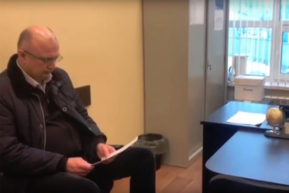 Вице-губернатора региона Андрея Плитко задержали в ночь со 2 на 3 апреля. Фото: kirov.sledcom.ru