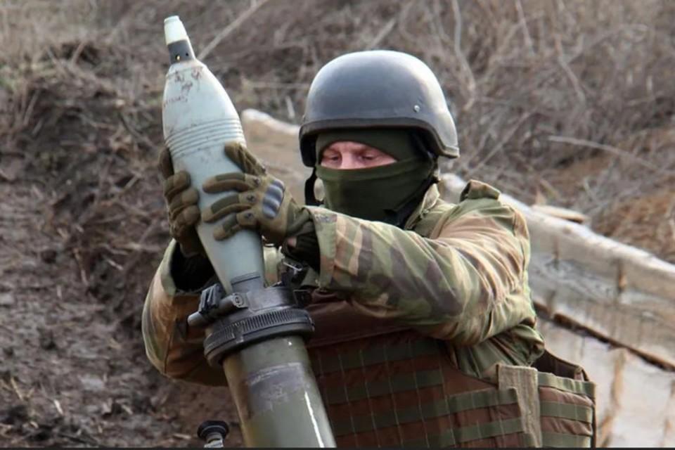 Больше 350 боеприпасов выпустили ВСУ по Республике за сутки. Фото: Штаб «ООС»