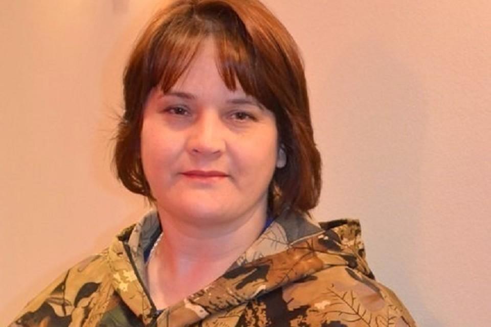 Оксана Василишина, человек, который помогает, сама нуждается в помощи. Фото: соцсети