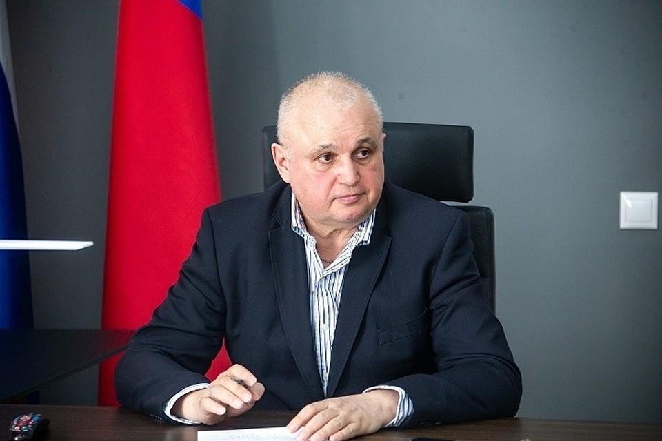 Сергей Цивилев продлил действие особого режима до 25 мая. Фото: Пресс-служба АПК