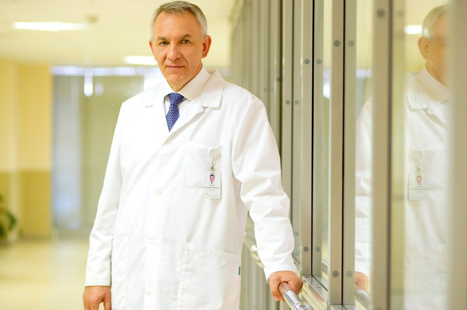 Глава центра Алмазова рассказал о числе бессимптомного и легкого течения коронавируса Фото: Центр имени Алмазова