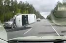 «ГТА в реальной жизни»: Водитель иномарки устроил жуткое массовое ДТП в Володарском районе