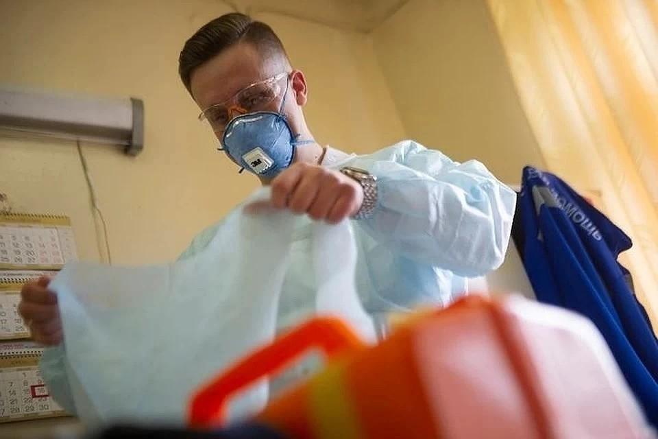 За сутки коронавирус в ДНР при проведенных исследованиях был выявлен у 35 человек