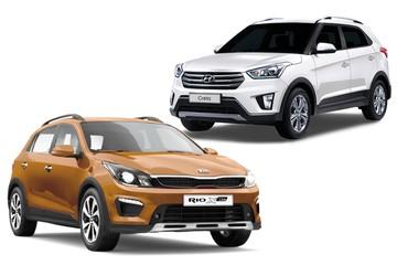 Что купить: Kia Rio X-line против Hyundai Creta? Взвешиваем все плюсы и минусы