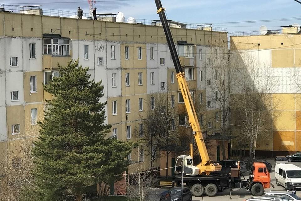 В Ноябрьске проведут работы по капремонту в 34 многоквартирниках Фото: Администрация Ноябрьска