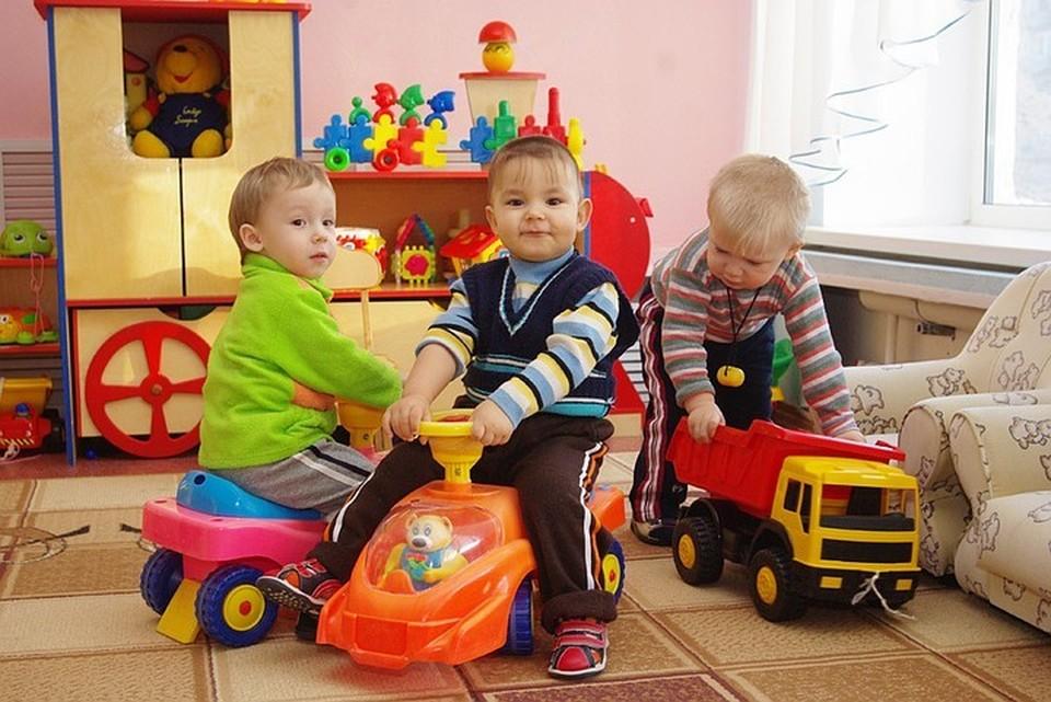 Детские сады в Москве будут работать летом