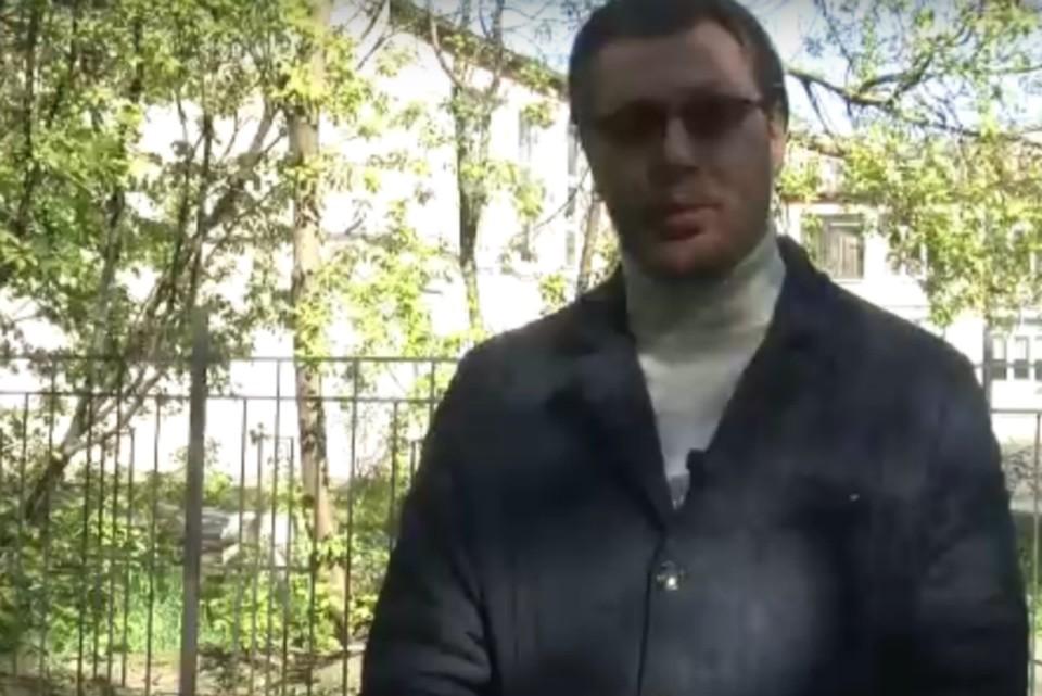 Мужчина спас детей из горящего автомобиля в Петербурге