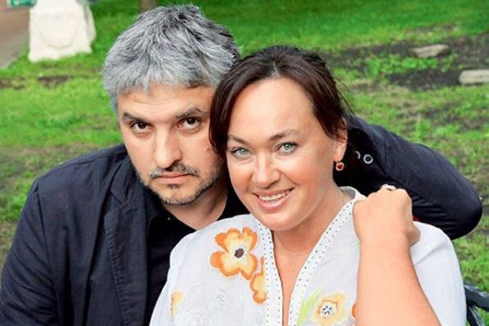Лариса Гузеева с мужем Игорем Бухаровым. Фото: Инстаграм.