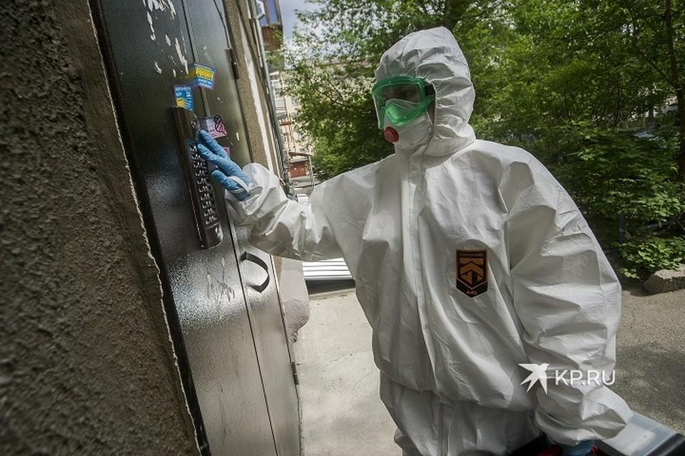 На госпитализацию пациента с подтвержденным коронавирусом специалисты Роспотребнадзора выезжают только в защитных костюмах