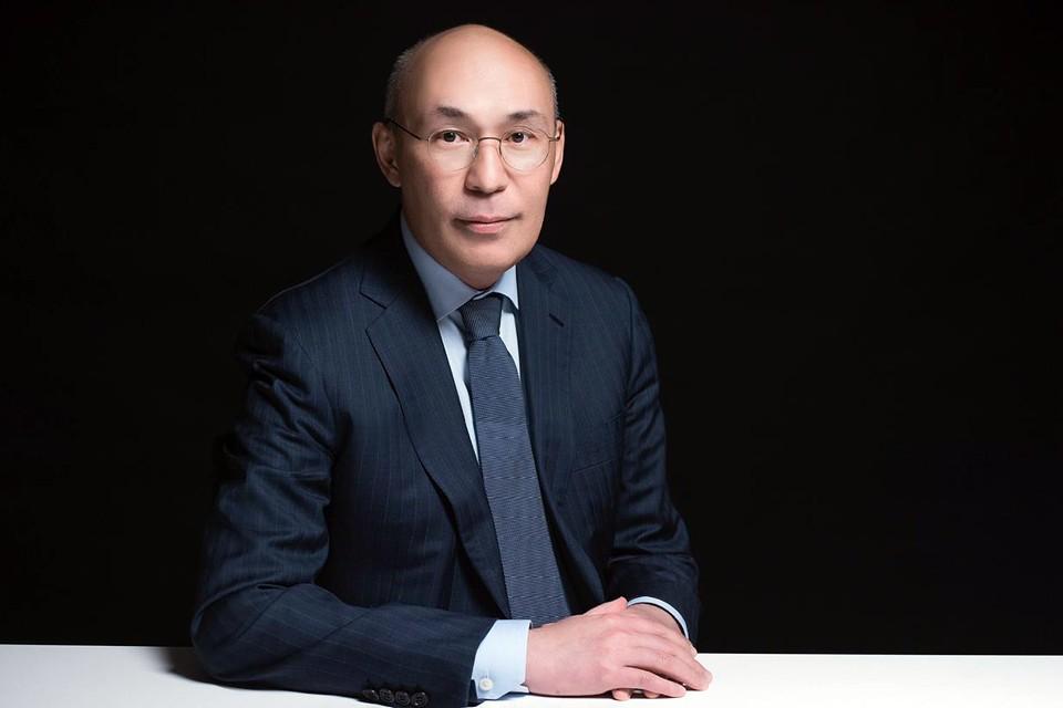 Управляющий Международным финансовым центром «Астана» Кайрат Келимбетов