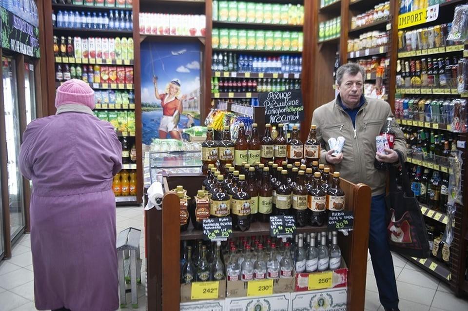 Суд может закрыть магазины до устранения нарушений