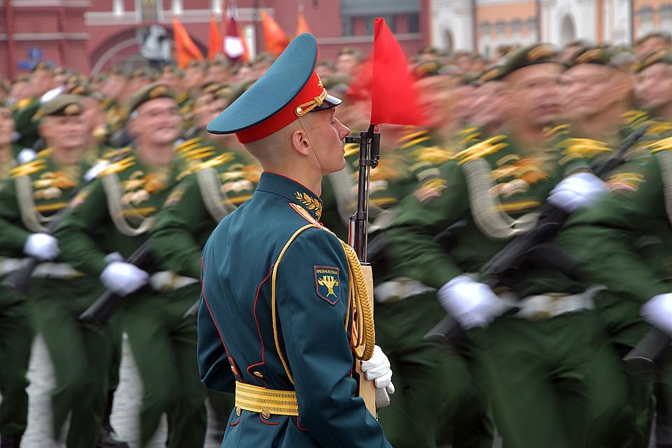 Как в 1945-м: Путин назвал дату проведения Парада Победы