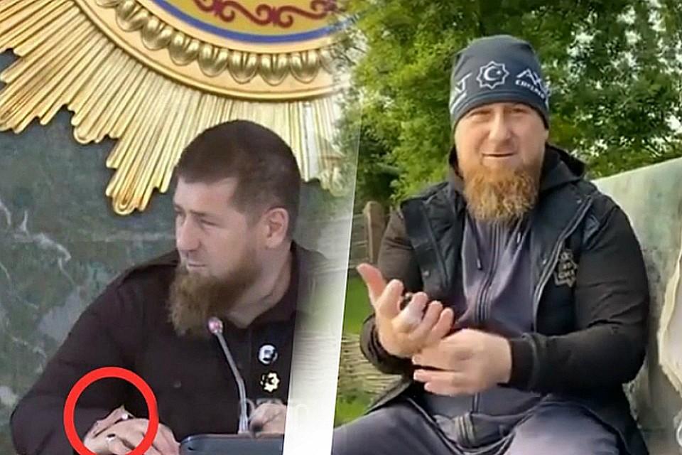Рамзан Кадыров впервые после слухов о коронавирусе выступил с заявлением