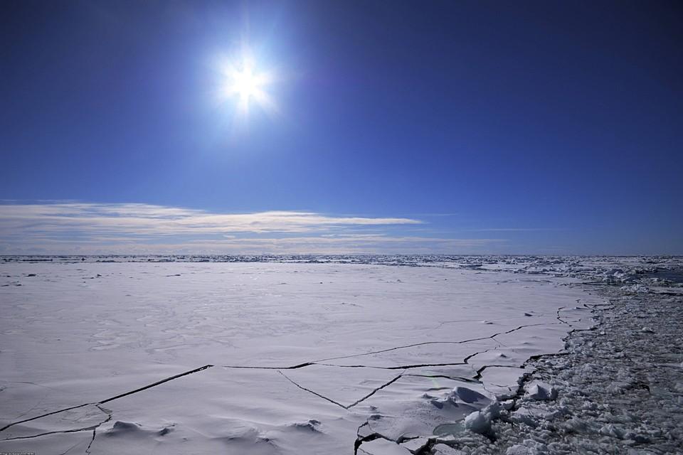 Слой озона опять станет катастрофически тонким