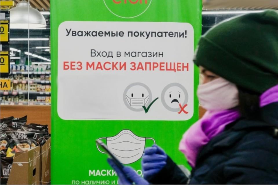 Маски носить на настоящий момент жители Твери не обязаны (формально!), но некоторые магазины не пропускают покупателей без масок.