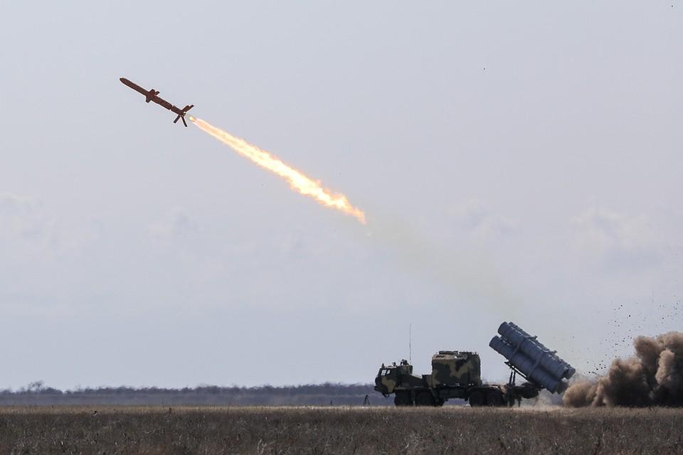 Украина хвалится новой ракетой «Нептун», которая родом из СССР