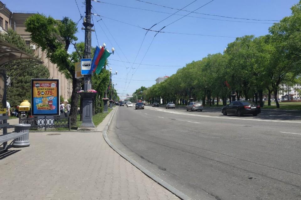 Обстановка в Хабаровске 1 июня 2020 года: отключения воды, пробки на дорогах