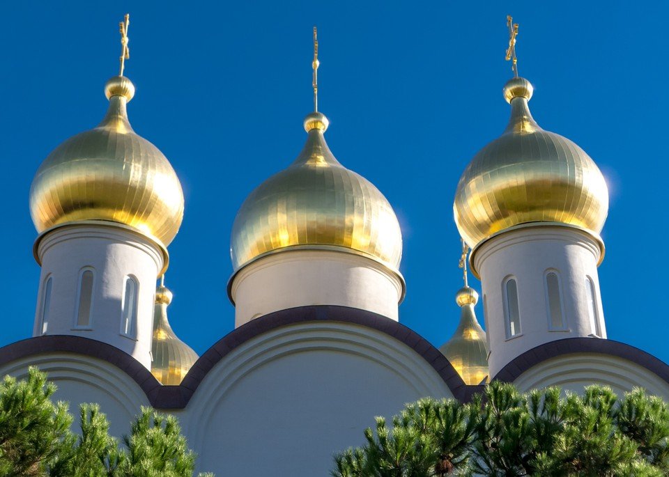 В Белгороде готовятся открыть часовню-ротонду Святого Великомученика Георгия Победоносца.