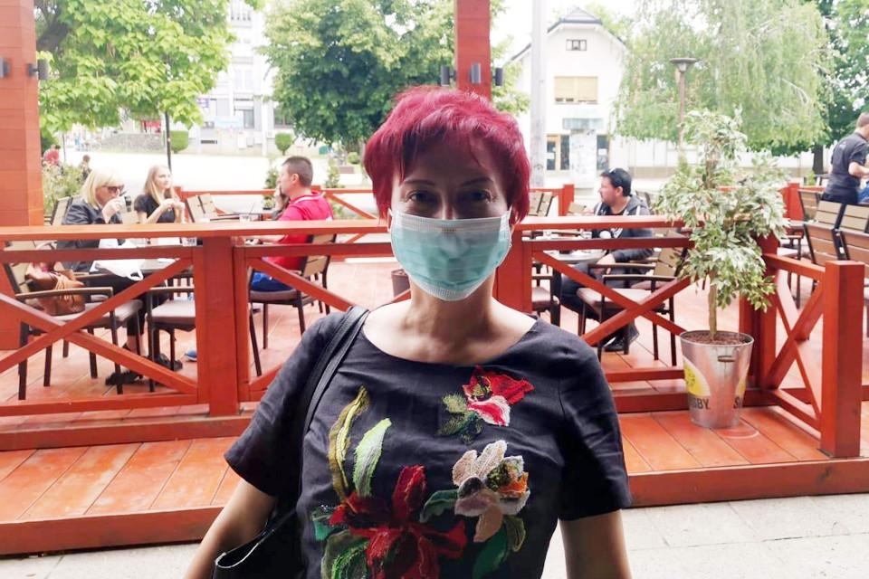 Дарья Асламова благополучно отсидела свой третий карантин