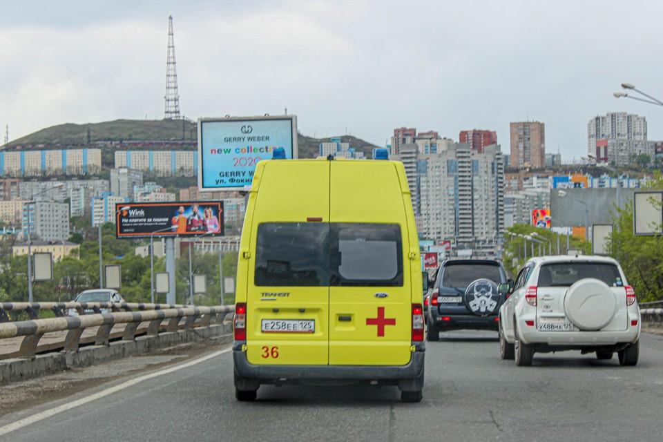 Коронавирус во Владивостоке