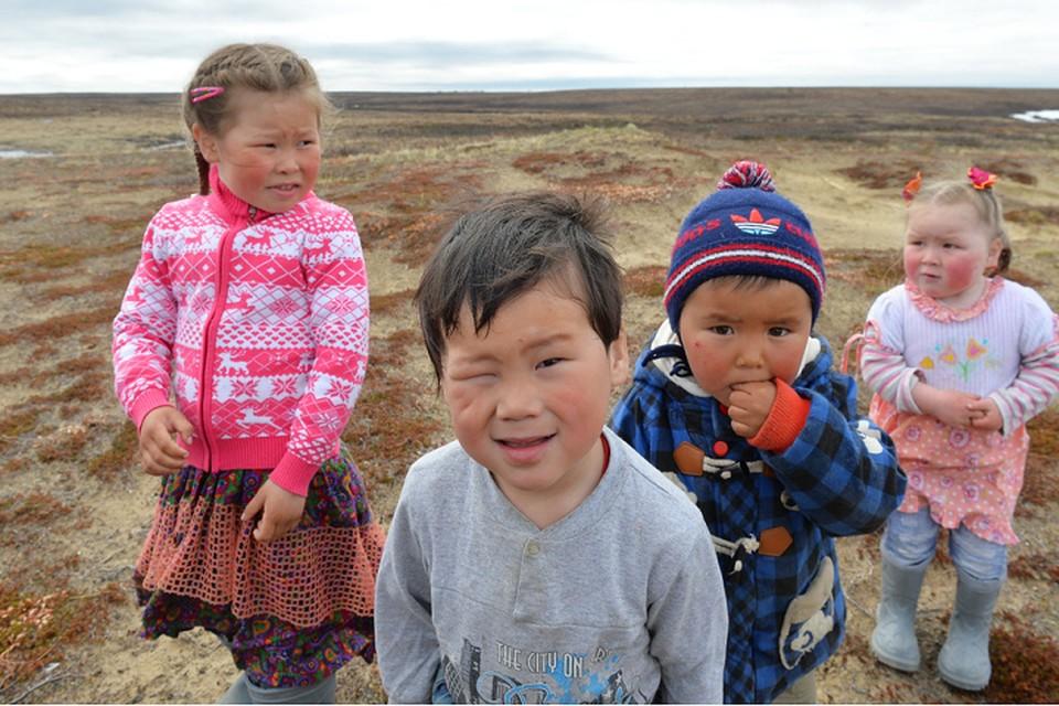 Ямальские семьи начали получать по 10 тысяч рублей на ребёнка Фото: yanao.ru