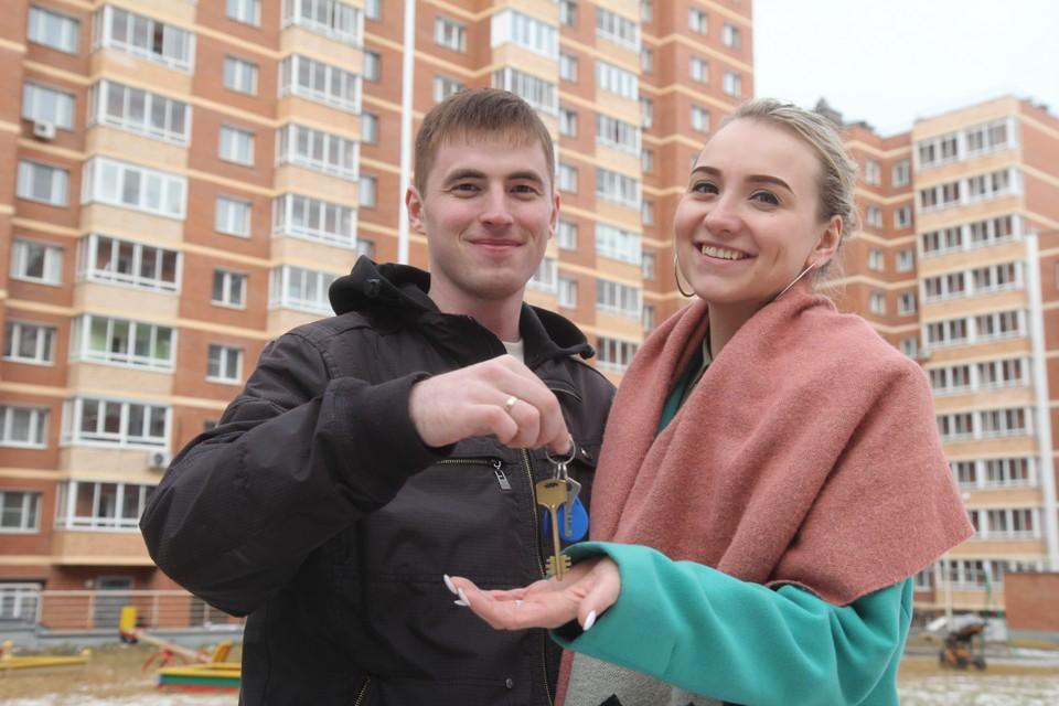 Льготные условия по ипотеке помогают решить квартирный вопрос тем, у кого раньше не хватало для этого возможностей. Фото: Юлия Пыхалова.