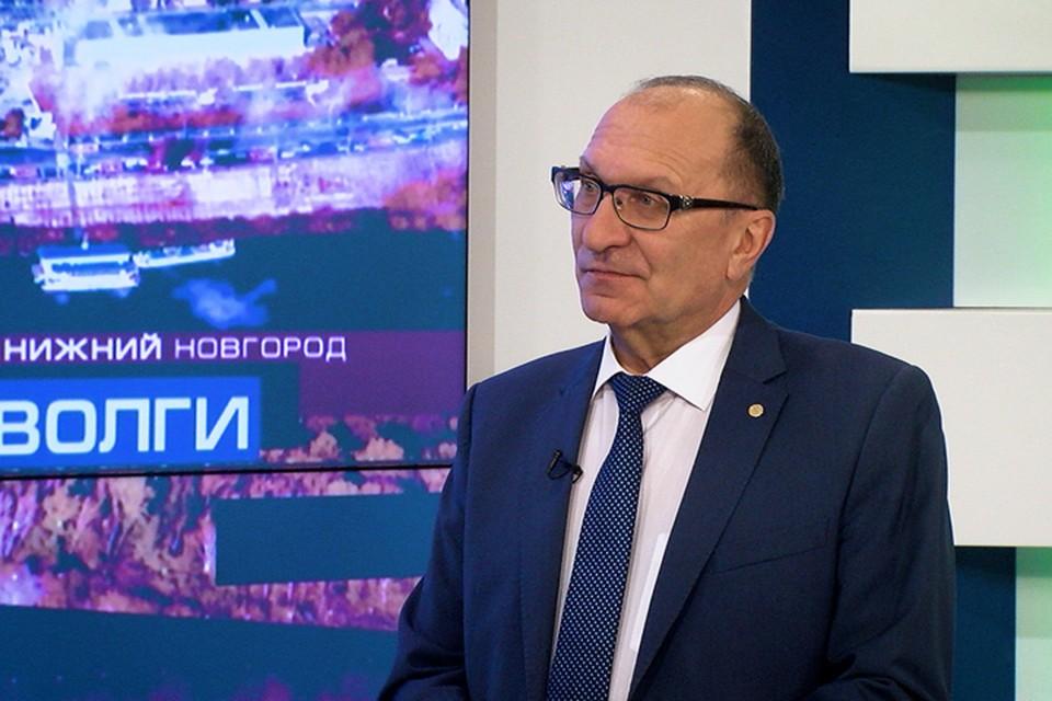 Сергей Дмитриев: «Все документы для приема в вуз будут приниматься дистанционно»