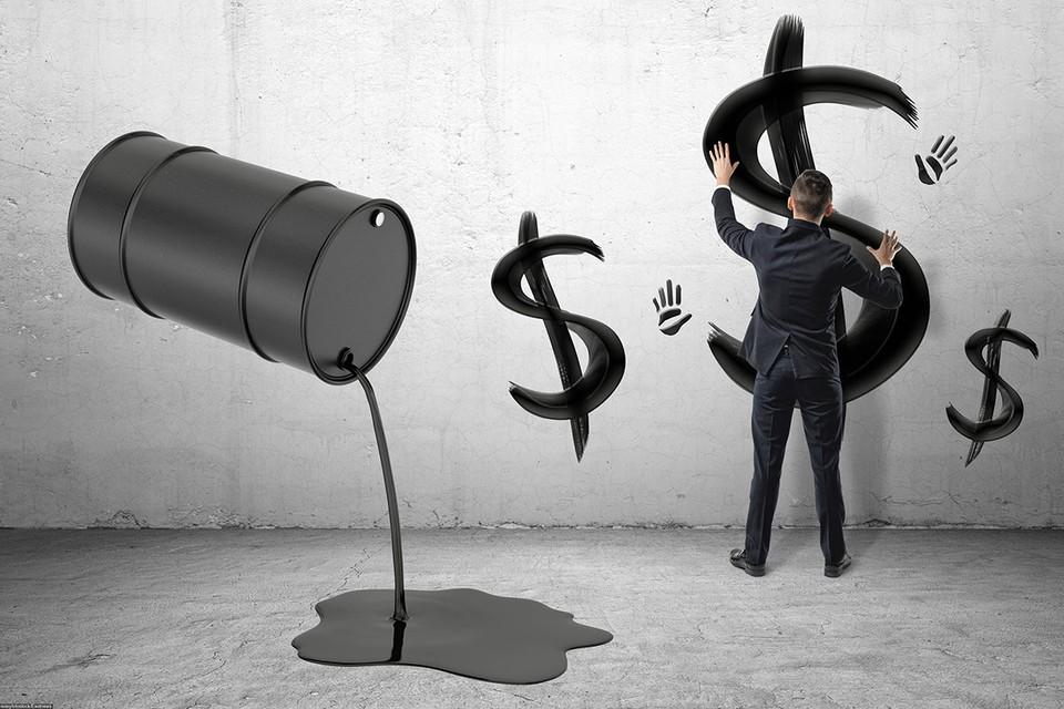 Цены на нефть подросли до 40 долларов за баррель.