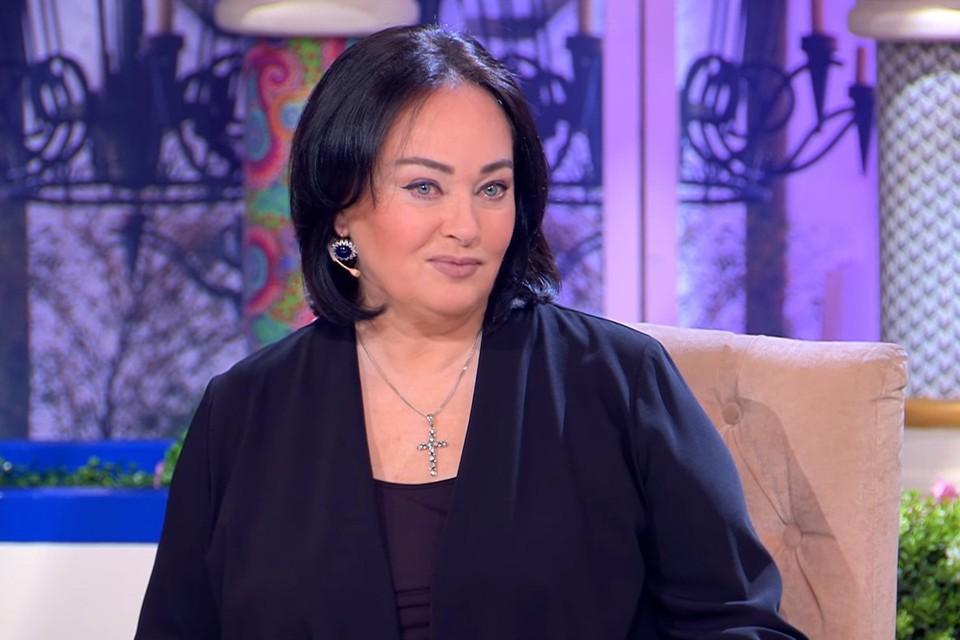 Лариса Гузеева показала себя в молодости. Фото: кадр видео.
