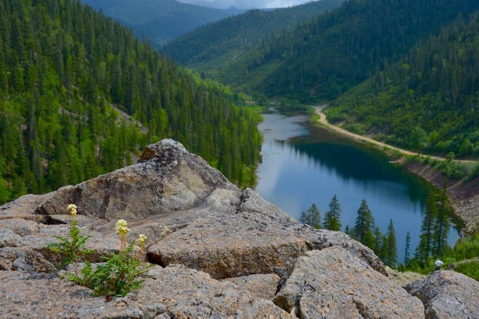 Озеро Амут - одно из семи чудес Хабаровского края