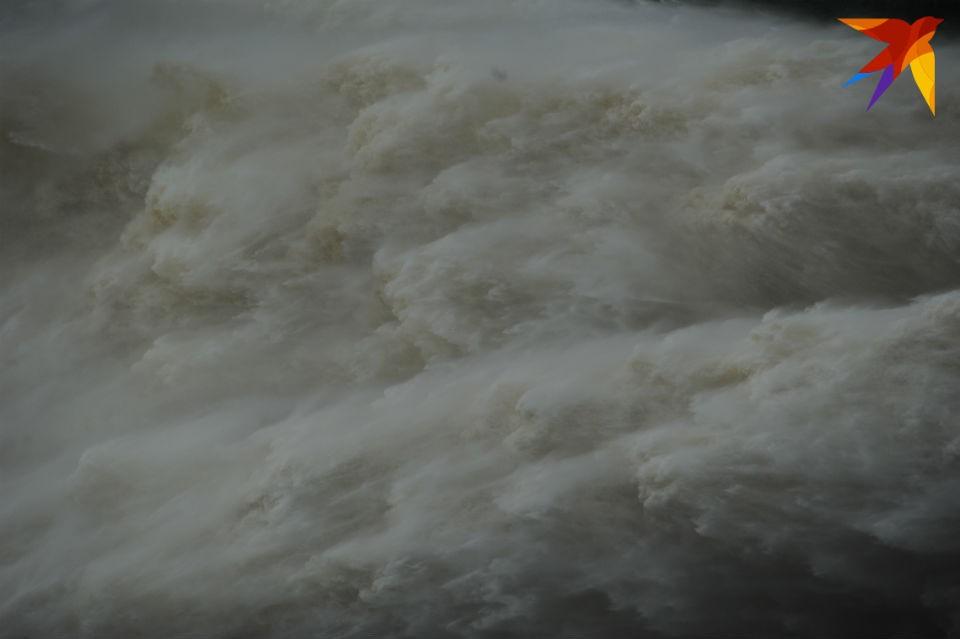 На Серебрянской ГЭС сложилась непростая ситуация.