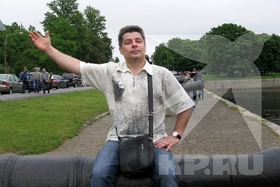 Погибший 57-летний Сергей Захаров из Рязани.
