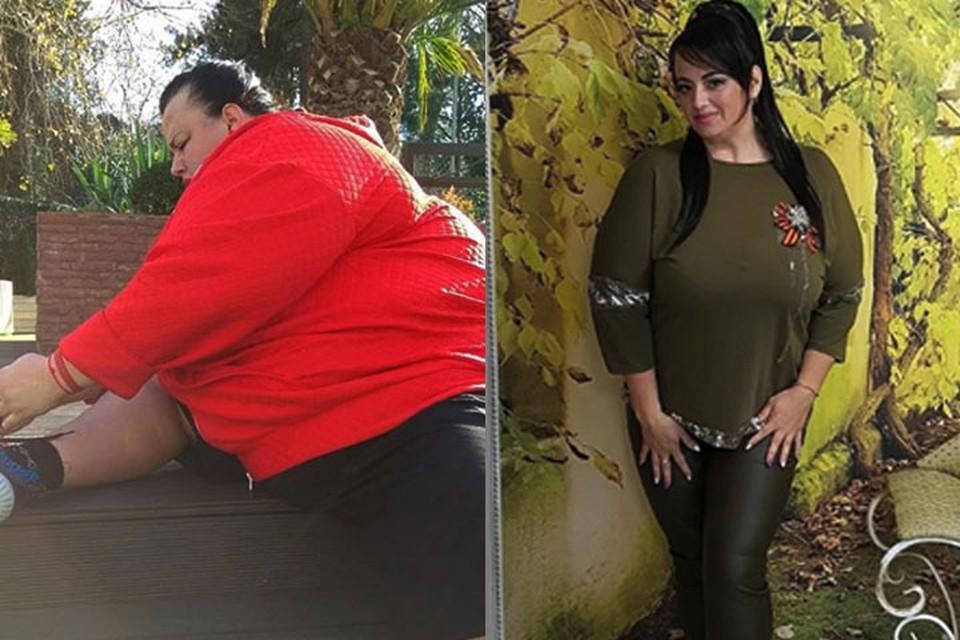 """Сбросив на """"Взвешенных людях"""" 74 кг, нижегородка решила не останавливаться на достигнутом и распрощалась еще парой десятков лишних кило."""