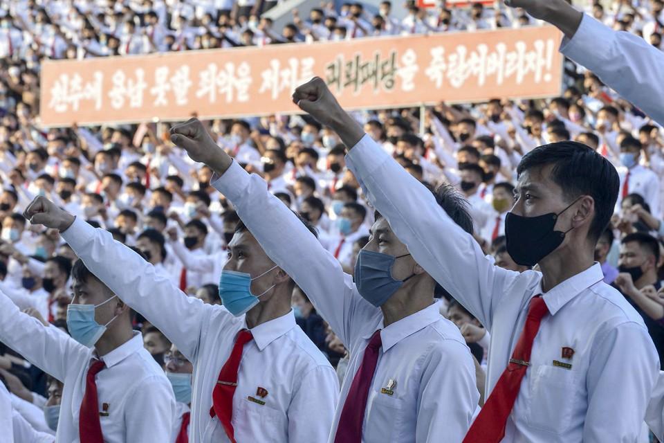 Приход «чумы 2020 года» Северная Корея встретила достойно