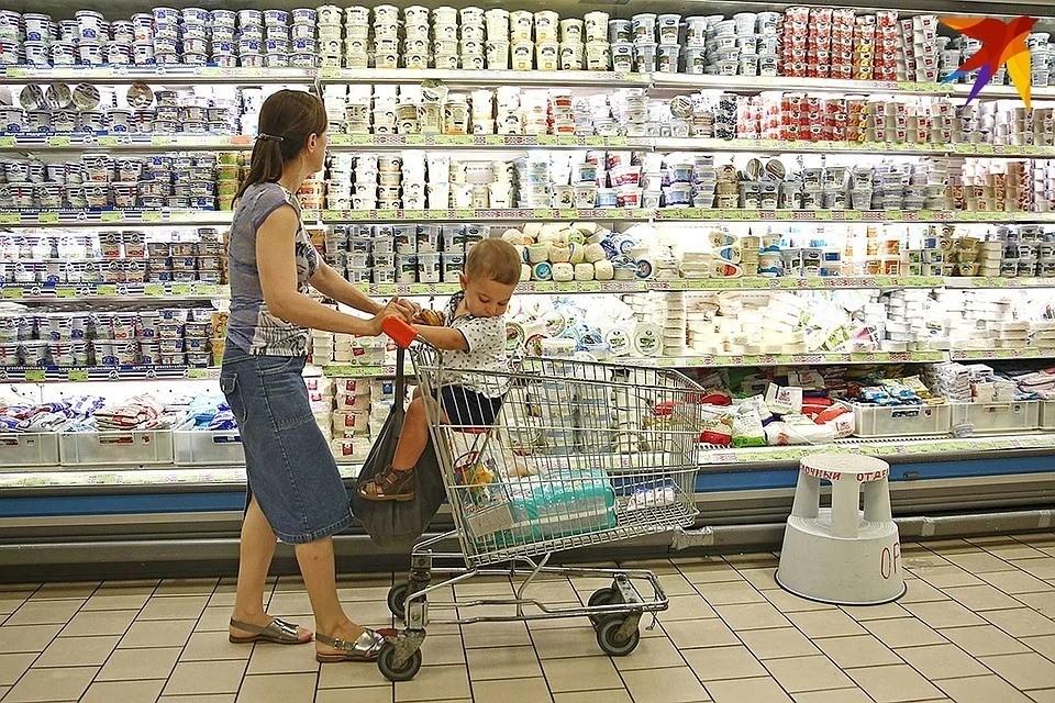 Беларусь продает за границу две трети производимой продукции