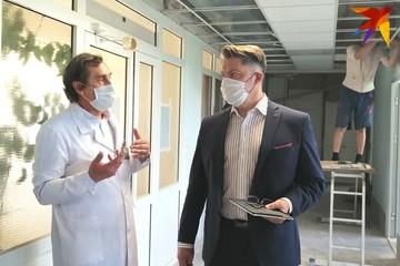 Четыре входные группы и зимний сад: как «Большой ремонт» преображает больницы Ижевска