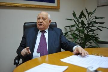 Михаил Горбачёв опроверг существование плана о передаче Карелии Финляндии: «Для меня это новость. Первый раз слышу»