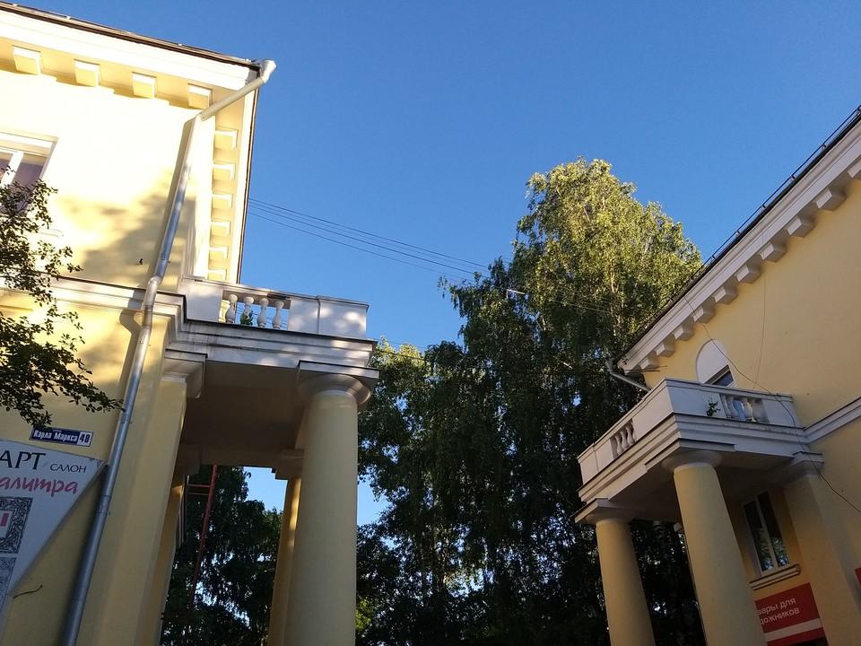 Нижний Тагил отличается интересной архитектурой.