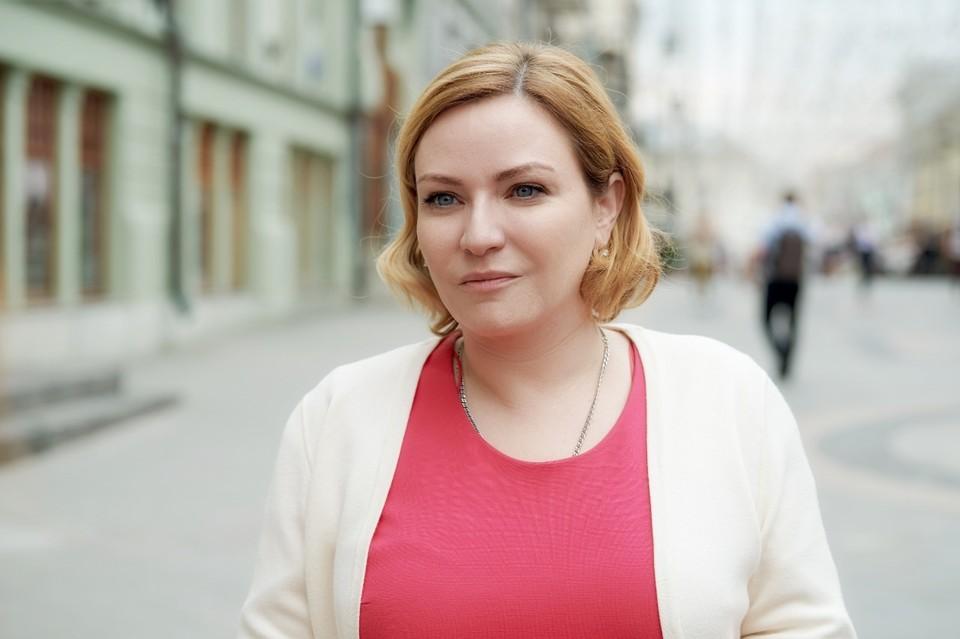Ольга Любимова, министр культуры РФ