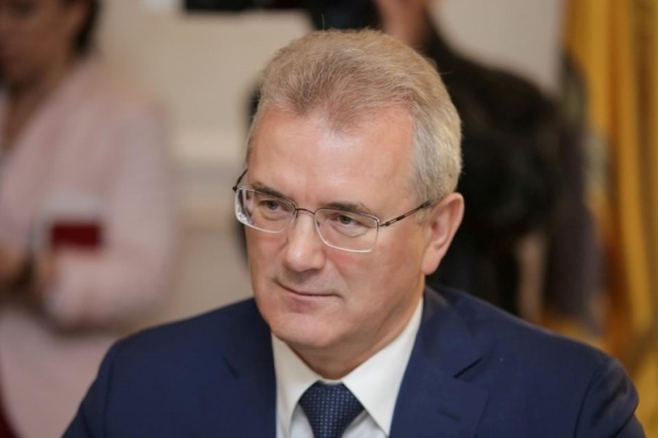 Иван Белозерцев поблагодарил Президента за поддержку и пригласил его посетить Пензенскую область.