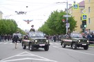 В Брянске из-за торжественного марша 24 июня ограничат движение и парковку