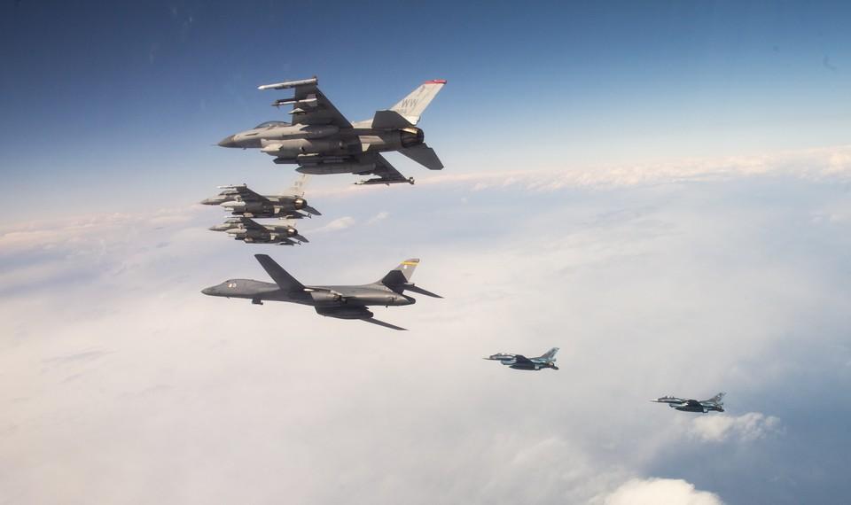 ВВС США провели испытания новой авиабомбы GBU-53/B StormBreaker