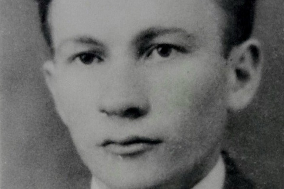 Владимир Тихоновский. Фото из семейного архива