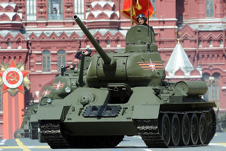 Мы увидим преемственность нынешнего парада с Парадом Победы 24 июня 1945 года