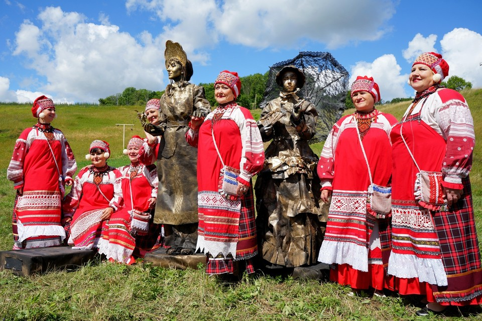 Орловцев приглашают на праздник «За околицей» в онлайн-формате