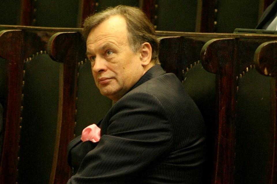 Олег Соколов принимал гостей после убийства Фото: СПбГУ